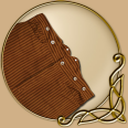 Costume -Brown Cowboy Pants